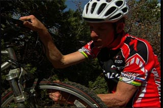 How to do mountain bike repairs on the trail