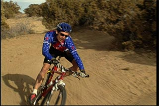 Tips for efficient mountain biking