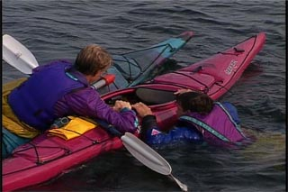 Sea kayak rescues you should know